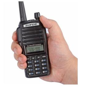 Radio Baofeng Uv-82 L Vhf/uhf Nuevo *con Pila De 3000 Mah*
