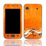 Capa Adesivo Skin371 Samsung Galaxy S Gt-i9000b