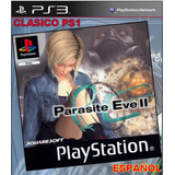Parasite Eve 2 Clasico En Ps3 - Español Playstation 3 | Vgm