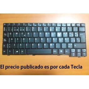 Teclas De Acer Aspire One Modelos: Zg5/ Kav60/ D250 C/u