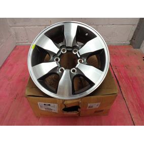 Roda Hilux 2010 C/ Porcas Aro 16 Nova Original Toyota