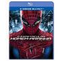 Blu Ray Duplo O Espetacular Homem Aranha Novo Orig Lacrado