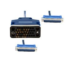 Cabo P/roteador Ss-v 3,5mt Dte Macho Para Smart Serial