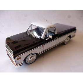 Gmc Chevrolet Cheyenne 1972 Escala1/24 Jada Coleccion Autos