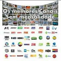 Receptor Decodificador De Canais De Tv Via Satelite....