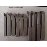 Ferramentas De Corte Para Torno 12mm X 12mm Kit 20pçs