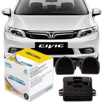 Alarme Universal Kostal Key Less Kapt Free Honda Civic