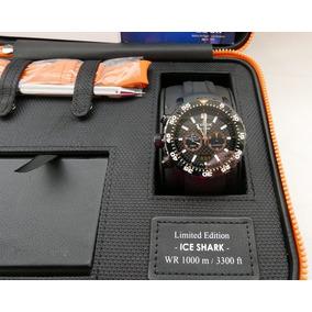 Relogio Edox Class-1 Ice Shark Ref. 10301 | 45mm