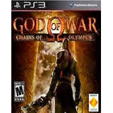 God Of War Chains Of Olimpus Hd Ps3