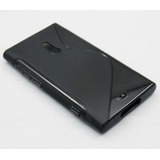 Capa Case Nokia Lumia 800 Silicone Tpu Premium S