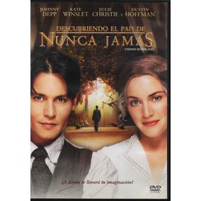 Descubriendo El País De Nunca Jamás - Johnny Depp - 1 Dvd