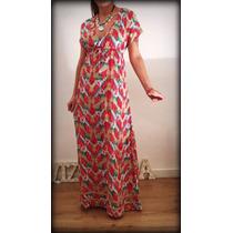 Vestido Indu, Importados Talle S - M - L