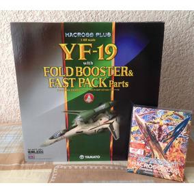 Macross Plus Yf-19 Valkyria 1/60 Isamu Con Foldbooster Y Fp