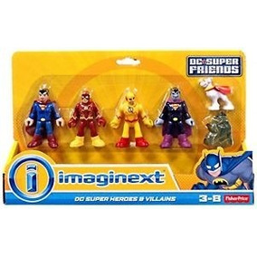 Fisher Price Imaginext Dc Super Friends Dc Super Heroes #