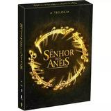 Box Trilogia O Senhor Dos Anéis Novo Lacrado Original 3 Dvds