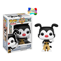 Funko Pop Serie Animaniacs Yakko Hermanos Warner Cf