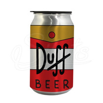 Termo Aluminio Diseño Duff Berr Simpsons