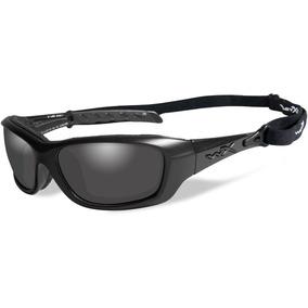Gafas Wiley X Militares Con Marco Gravity Grey Lens Matte