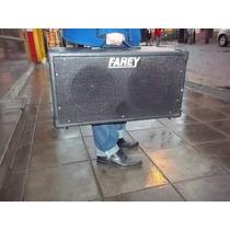 Baffle Fahey Bajo 2x10 160w Potente, Compacto Y Liviano