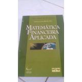 Matemática Financeira Aplicada André Luiz Carvalho Da Silva