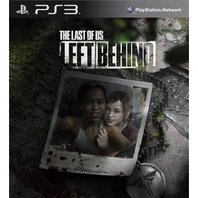 The Last Of Us Left Behind Ps3 Dublado Br - Psn Via Email