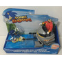 Playset Sonic Boom Contra Dr Eggman Vehiculo Lanza Misiles