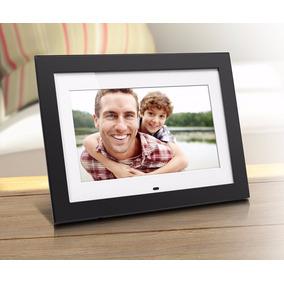 Portaretrato Cuadro Digital Aluratek 10 Pulg 4 Gb Memoria