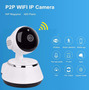 Camara Ip Hd Wifi Celular Pc Altavoz Micrófono Tienda+garant