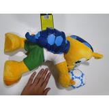 Coleção Mascote Copa Fuleco 35cm Futebol Neymar Olimpiada