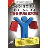 Livro: Consulta Jurídica - Código De Defesa Do Consumidor