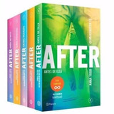 Libros Saga After Anna Todd Pdf Epub + Regalo