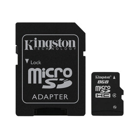Kingston - Tarjeta De Memoria Flash (adaptador Microsdhc A S