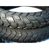 Juego Cubiertas Pirelli Mt60 110 90 17 Y 90 90 19 Honda Bros