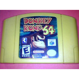 Donkey Kong 64 - N64 - Orig. - Requiere Expansion Pack- Ivan