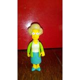 Simpsons Playmates Edna Krabappel