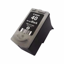 Cartucho Pg 40 Preto Para Impressoras Ip1800 Ip1900 Ip2500 S