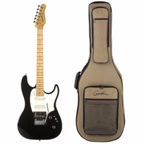 Guitarra Godin Session Maple-hg Black C/ Bag 035335