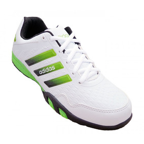 Tênis adidas F500 Branco E Verde