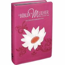 Bíblia De Estudo Da Mulher Linguagem De Hoje Luxo Com Índice