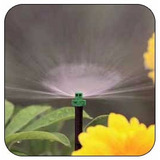 Micro Aspersor Sprinkler 90 Grados Riego Jardin Invernadero