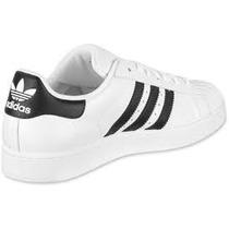 Tênis Adidas Superstar Foundation Feminino Masculino **