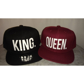 Gorras King/queen