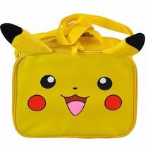 Lonchera Niño Niña Pokemon Pikachu Preescolar Original