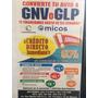 Conversion Gnv Y Glp 996799242//993880053