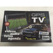 Gps Tv Digital 4 Gb Inside Dash Mw 710 Super Pantalla 7
