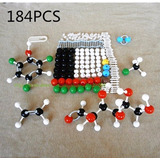 184 Piezas Química Orgánica Moleculares Moléculas Pedagogía