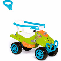 Quadriciclo Cross Kids Completo Calesita - Ref 978