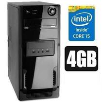 Pc Cpu Intel Core I5+4gb 320gb!promoção Do Mês!! C/garantia!