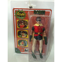 Robin Figura Tipo Retro Tv Show Figures Toy Co Dc Tipo Mego