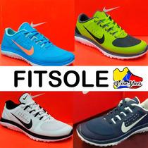 Zapatos Nike Fitsole Damas Y Caballeros Liquidacion